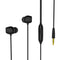Remax Earphone RM-550 Wired Music in-Ear with Microphone Black