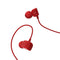 Remax Earphone RM-502 Crazy Robot with HD Microphone Red