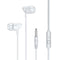 Remax Earphone With Microphone RW-106 White