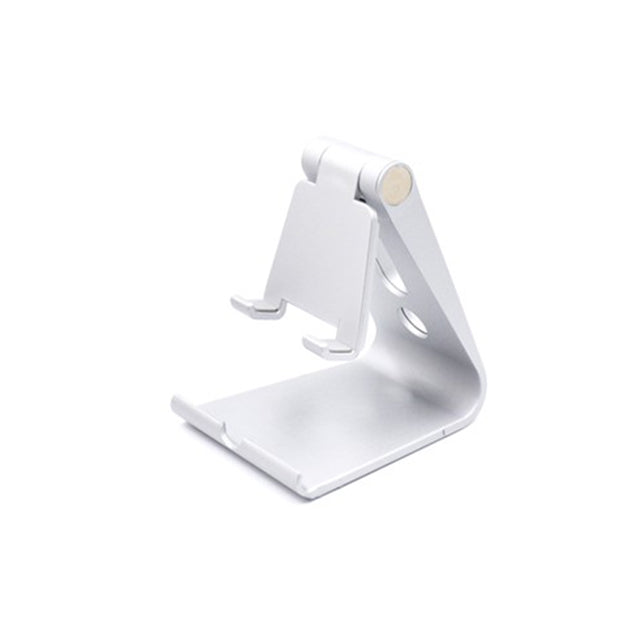 Phone Holder Stand for Mobile Phone Tablet iPad Silver