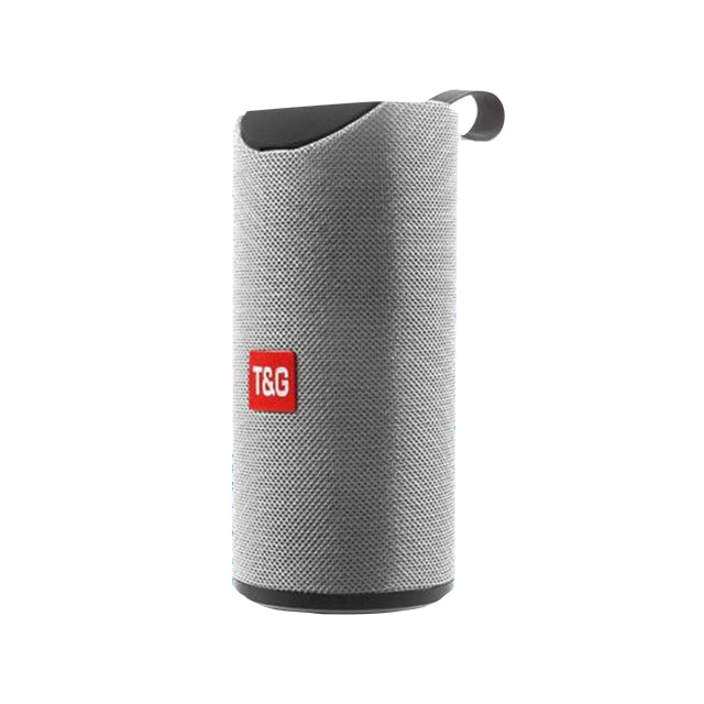 T&G Speaker Bluetooth TG113 Gray