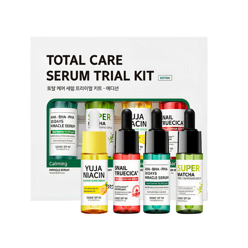 SOME BY MI Total Care Serum Trial Kit