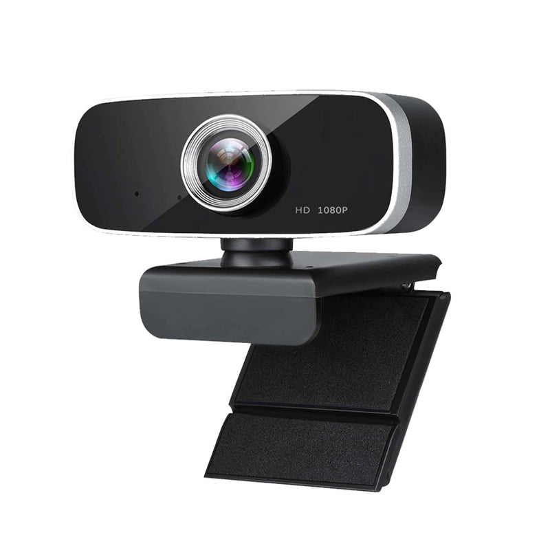 ANLUD W11 Webcam 1080P Full HD Built-in High-Quality Digital Microphone Automatically Focus Mode