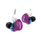 KZ ZST PRO Earphone Dual Driver HiFi with Microphone