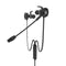 Plextone G30 Earphone Gaming Head Set with Microphone Black