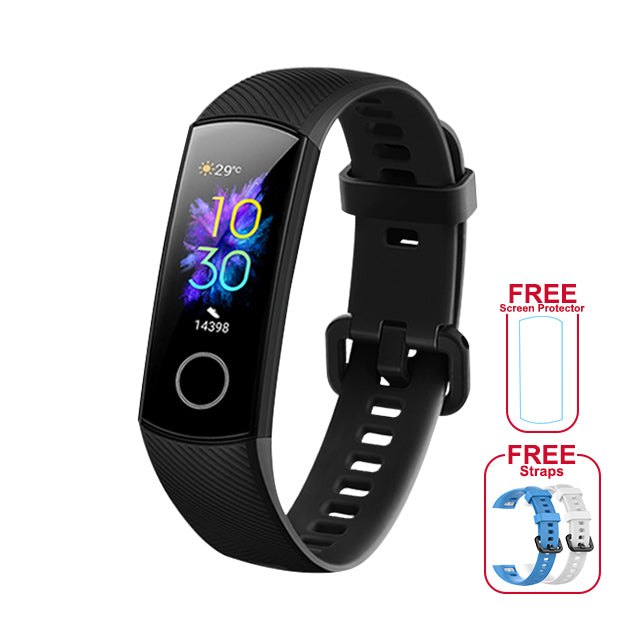 Honor Band 5 Huawei Fitness Tracker with Freebies