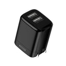 Remax Charger 2.4A 2-Port Mini USB Charger RP-U36 Black