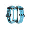 MIJOBS X Wristband Double Color Silicone Strap Wristband for Xiaomi Mi band 3 4 and 5