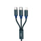Remax Cable Fast Charging 3 in 1 Cable RC-131th