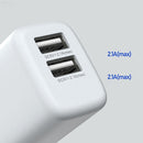 Remax Charger 2.4A 2-Port Mini USB Charger RP-U36 White