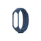 Silicone Strap for Xiaomi Mi Band 3 Mi Band 4
