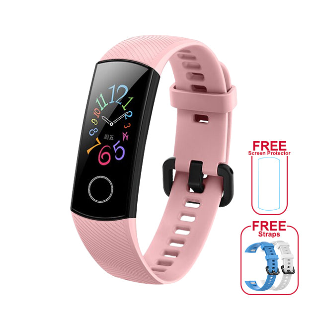 Honor Band 5 Fitness Tracker International Version Pink