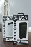 Remax Powerbank 30000mAh with Digital Screen RPP-141 Colors