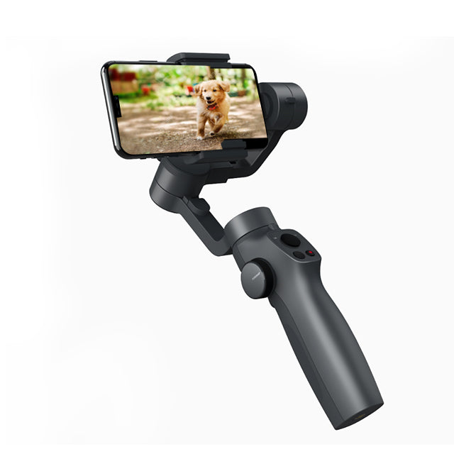 Funsnap Capture 2S 3-Axis Handheld Stabilizer Compatible with Go Pro and Smartphones