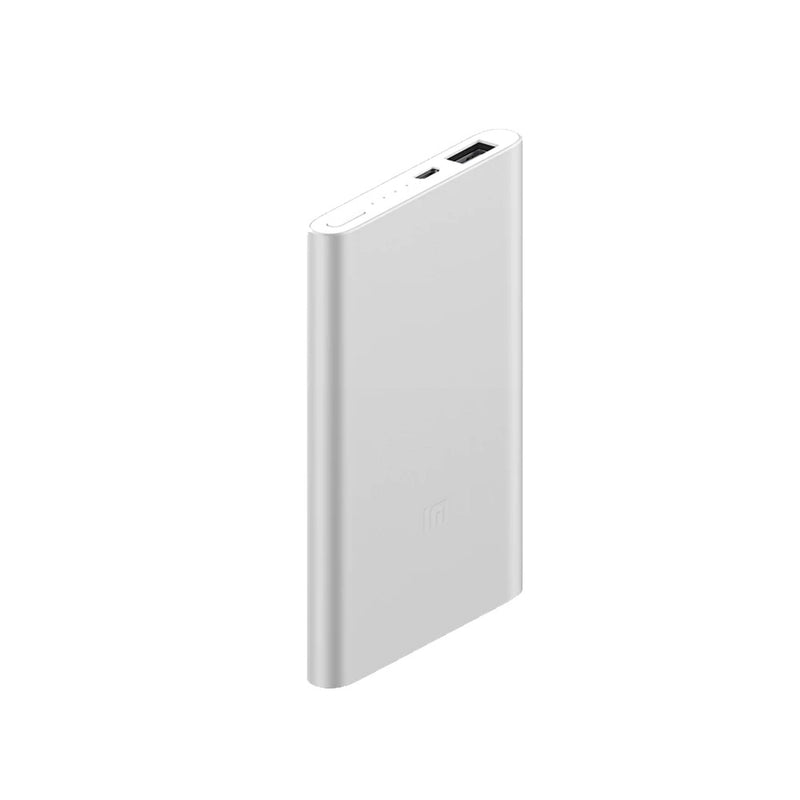 Xiaomi Power Bank 2 10000mAh Slim and Portable Rechargeable Single USB Port Charging Bank