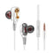 QKZ CK8 Earphones Bass Headset HIFI Earbuds In-Ear Headphone