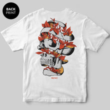 Mortal T-Shirt / White / by Iain Macarthur