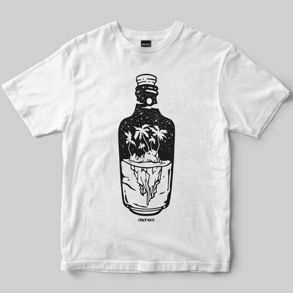 Rum T-Shirt / White / by Dario Anzà