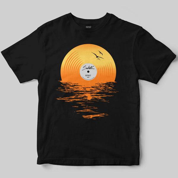 Soulsets T-Shirt / Black / by Matt Drane
