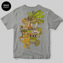 Tropical Beats T-Shirt / Heather Grey / by Mike Winnard