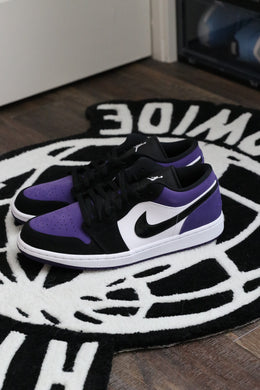 Air Jordan 1 Purple Low | New | Size 12