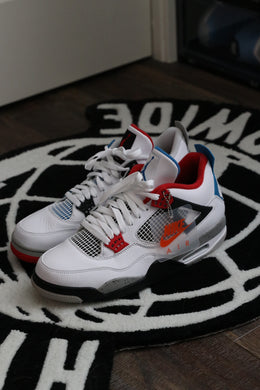 Jordan 4 Retro What The | New | Size 12