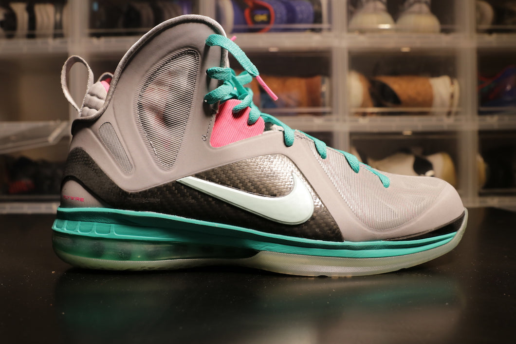 LeBron 9 South Beach | DS | Size 13 | No Box