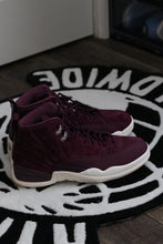 Jordan 12 Retro Bordeaux | Worn | Size 12
