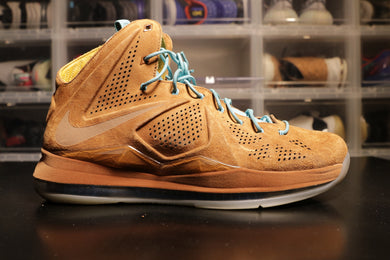 LeBron 10 Hazelnut | VNDS | Size 13 | No Box