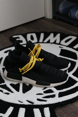adidas NMD HU Pharrell Human Species Black | Worn | Size 12