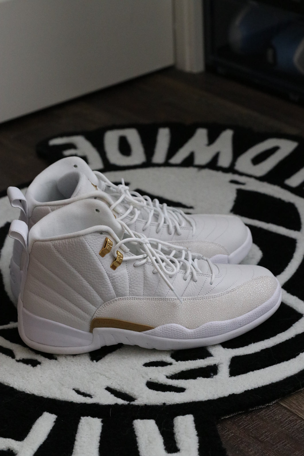 Jordan 12 Retro OVO White | Worn | Size 12