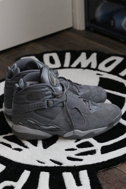 Jordan 8 Retro Cool Grey | Worn | Size 13