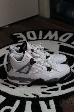 Jordan 4 Retro White Cement | VNDS | Size 12.5