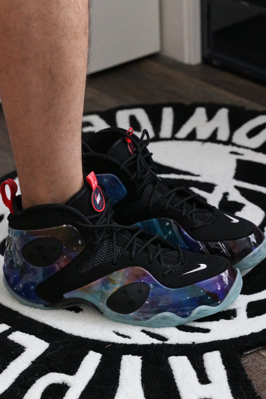 Nike Zoom Rookie Galaxy | Worn | Size 13