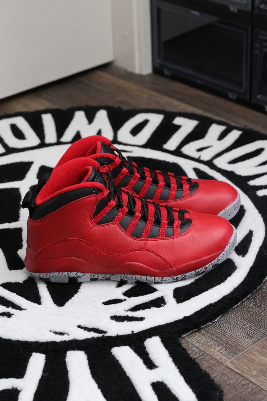 Jordan 10 Retro Bulls Over Broadway | New | Size 10.5