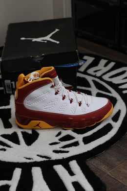 Jordan 9 Retro Bentley Ellis (Crawfish) | New | Size 10.5
