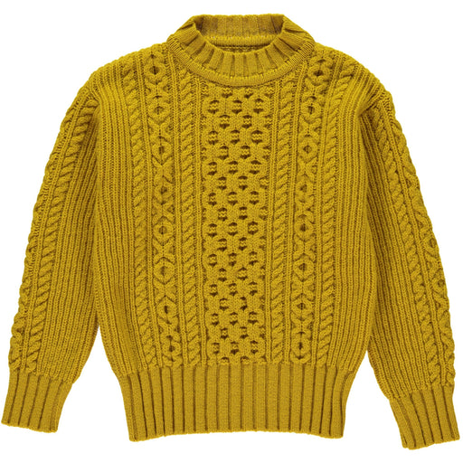 Noughts & Crosses Jumper in Lambswool