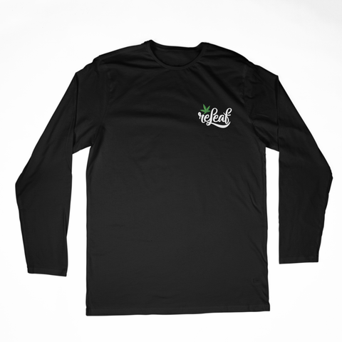 Releaf Longsleeve - ReleafClothing Shirt - Tees, Hoodies, Sweatshirt, Beanie, Snap Back