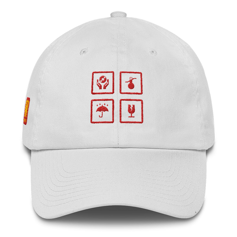Fragile Records Dad Cap