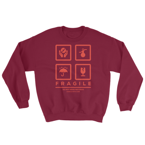 Fragile Records Sweatshirt