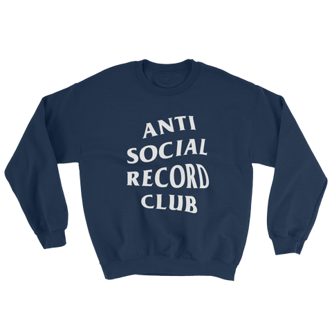 Antisocial Record Club Sweatshirt