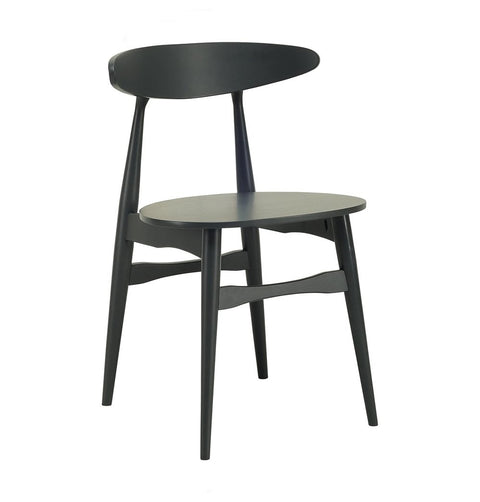 Telyn Dining Chair - Charcoal Grey