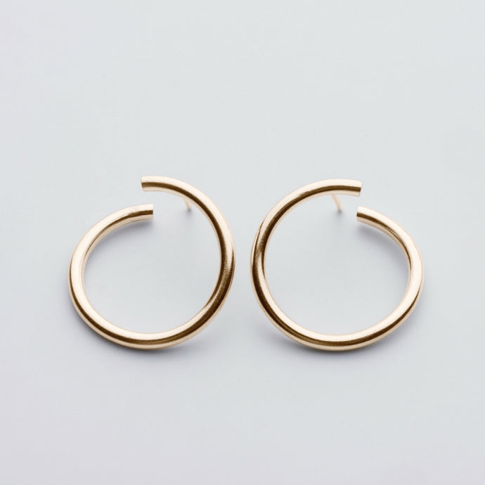 Jimi Gold Earrings