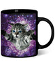 Image of Kitty Glitter Coffee Mug