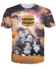 Image of Worship the Burger T-Shirt
