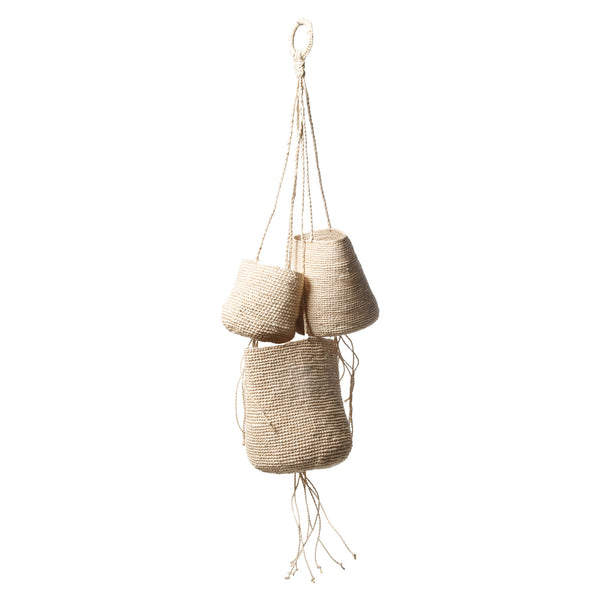 Hanging Baskets (set of 3)