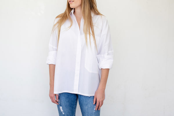 Cate Shirt - Cotton