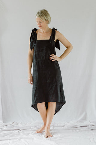 The Dip Hem Dress