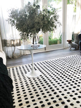 Square Patterned Rug
