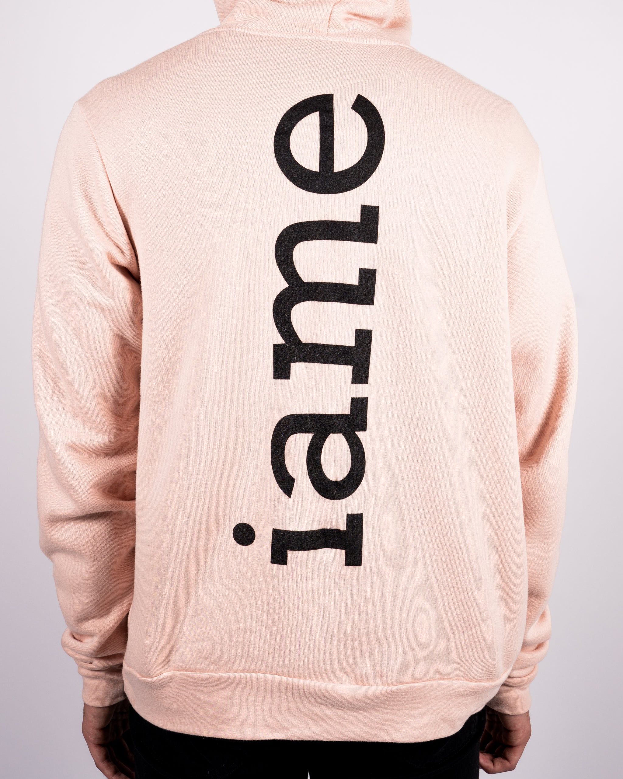 Peach Box Sweatshirt